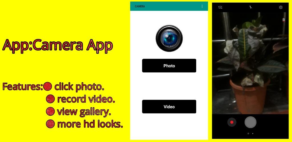 Camera app aia file